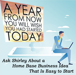 Home base business opportunity