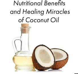 Coconut Oil: A Healthy Choice For Weight Reduction