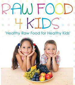 Raw Food Healthy eating for kids