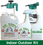 100% all natural safe pest control products